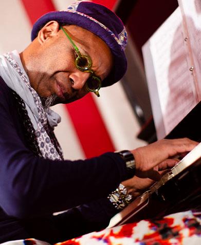 Omar Sosa Piano