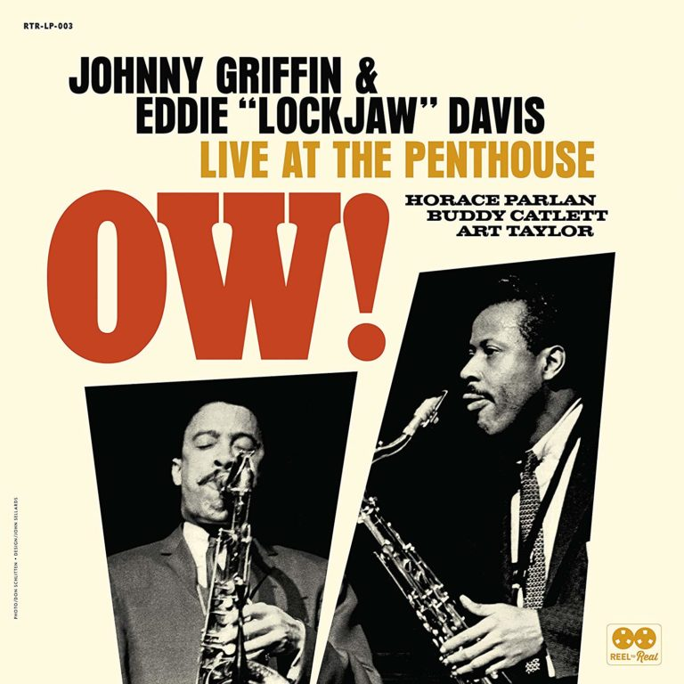 "Johnny Griffin & Eddie ""Lockjaw"" Davis - Ow! Live At The Penthouse"